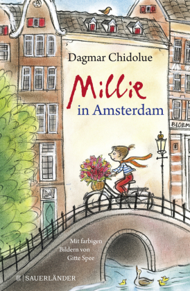 Cover des Mediums: Millie in Amsterdam