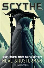 Scythe - Der Zorn der Gerechten Cover
