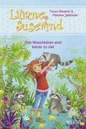 Liliane Susewind - Drei Waschbären sind keiner zu viel Cover