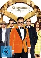 Kingsman: The Golden Circle, 1 DVD Cover