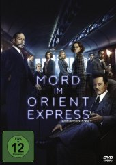 Mord im Orient Express (2017), 1 DVD Cover