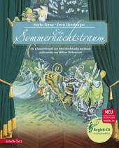 Ein Sommernachtstraum, m. Audio-CD Cover
