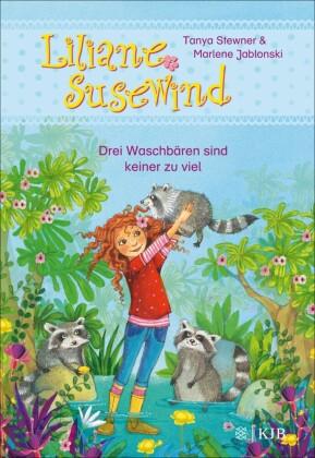 fc2b377a210f53 Liliane Susewind - Drei Waschbären sind keiner zu viel (eBook ...