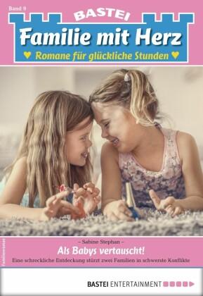Familie mit Herz 9 - Familienroman