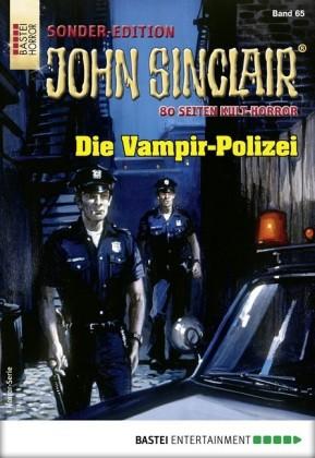 John Sinclair Sonder-Edition 65 - Horror-Serie