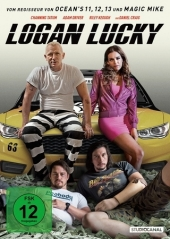 Logan Lucky, 1 DVD Cover