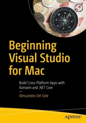 Beginning Visual Studio for Mac