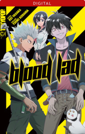Blood Lad Novel