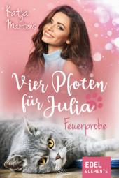 Vier Pfoten für Julia - Feuerprobe
