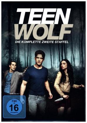 Teen Wolf, 4 DVD
