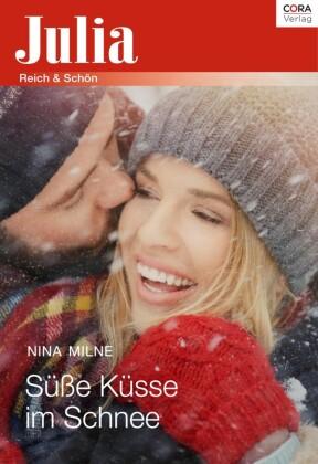 Süße Küsse im Schnee