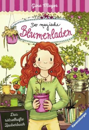 Der magische Blumenladen, Band 1 & 2: Das rätselhafte Zauberbuch