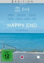 Happy End, 1 DVD Cover
