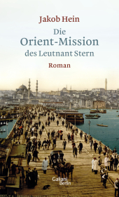 Die Orient-Mission des Leutnant Stern Cover