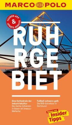 MARCO POLO Reiseführer Ruhrgebiet