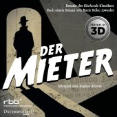 Der Mieter, 1 Audio-CD Cover