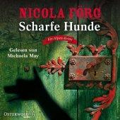 Scharfe Hunde, 5 Audio-CDs Cover