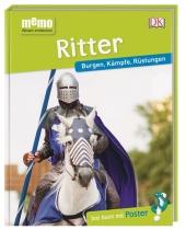 memo Wissen entdecken. Ritter Cover
