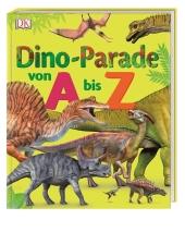 Dino-Parade von A bis Z Cover