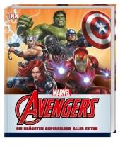 MARVEL Avengers Die größten Superhelden aller Zeiten Cover