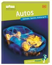 memo Wissen entdecken. Autos Cover