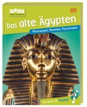 memo Wissen entdecken. Das alte Ägypten Cover
