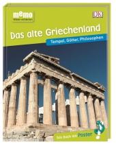 memo Wissen entdecken. Das alte Griechenland Cover