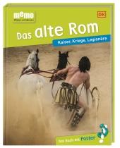 memo Wissen entdecken. Das alte Rom Cover