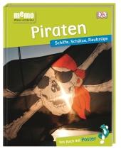 memo Wissen entdecken. Piraten Cover