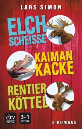 Elchscheiße - Kaimankacke - Rentierköttel