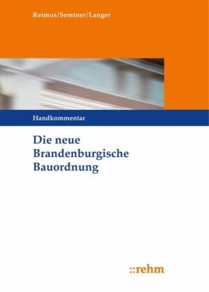 Die neue Brandenburgische Bauordnung