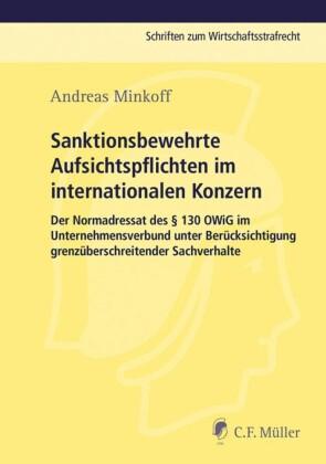 Sanktionsbewehrte Aufsichtspflichten im internationalen Konzern