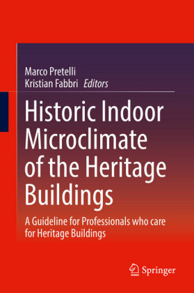 Historic Indoor Microclimate of the Heritage Buildings