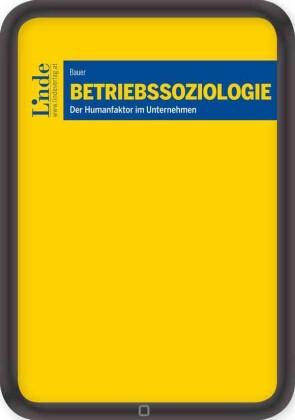 Betriebssoziologie