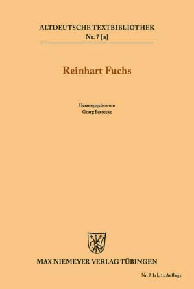 Heinrichs des Glichezares Reinhart Fuchs