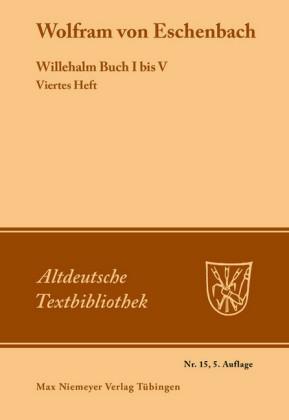 Willehalm Buch I bis V