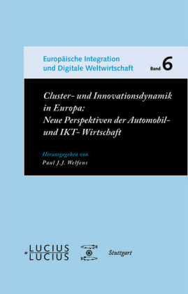 Cluster- und Innovationsdynamik in Europa