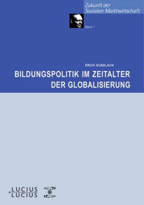 Bildungspolitik im Zeitalter der Globalisierung