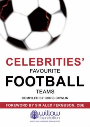 Celebrities' Favourite Football Teams