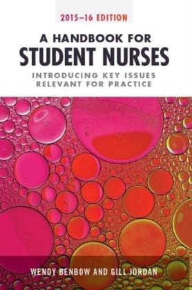 Handbook for Student Nurses, 2015-16 edition