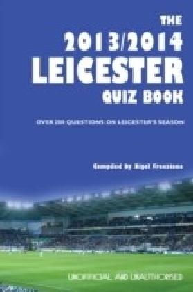 2013/2014 Leicester Quiz Book