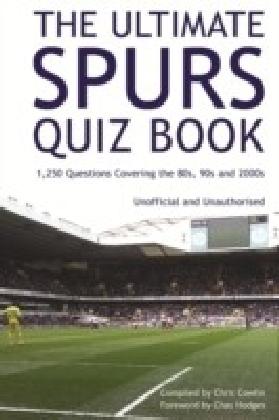 Ultimate Spurs Quiz Book