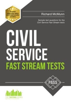 CIVIL SERVICE FAST STREAM TESTS