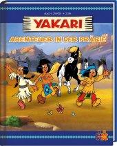 Yakari. Abenteuer in der Prärie Cover
