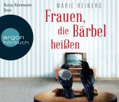 Frauen, die Bärbel heißen, 7 Audio-CDs Cover