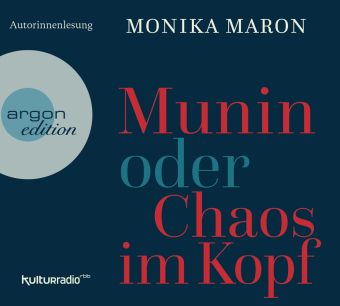 Munin oder Chaos im Kopf, 4 Audio-CDs