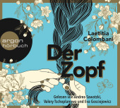 Der Zopf, 4 Audio-CDs