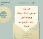 Wie ich dank Shakespeare in Verona die große Liebe fand, 5 Audio-CDs Cover