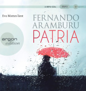 Patria, 3 Audio-CD, MP3 Cover