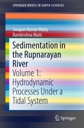 Sedimentation in the Rupnarayan River